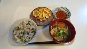 2016.5.31昼食