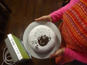 成人ケーキ